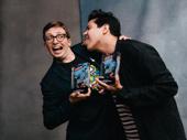 C-c-c-c-come on! How adorbs are Be More Chill's Favorite Onstage Pair pals Will Roland and George Salazar?