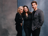 Theater couple and Pretty Woman stars Orfeh and Andy Karl get together with Pretty Woman producer Paula Wagner.