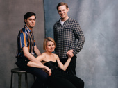 To Kill a Mockingbird stars Gideon Glick, Celia Keenan-Bolger and Will Pullen get together.