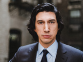 Adam Driver is Tony-nominated for his performance in Burn This.