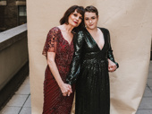 Tony-nommed The Prom leading ladies Beth Leavel and Caitlin Kinnunen get together.