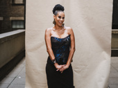 Ain't Too Proud's Tony-nominated scribe Dominique Morisseau gets glam.