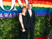 To Kill a Mockingbird's Tony-nominated director Bartlett Sher and his wife Kristin Flanders are ready for the 2019 Tonys.
