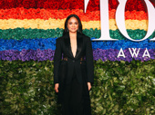Moulin Rouge!-bound star and Tony winner Karen Olivo has arrived.