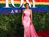 Oscar winner Regina King is presenting tonight.