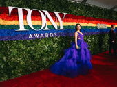 Lucy Liu stuns on the red carpet.