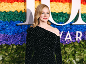 Laura Linney, who will star in My Name is Lucy Barton next year,  gets glam for the 2019 Tonys.