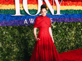 King Lear Tony nominee Ruth Wilson strikes a pose.