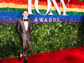 Broadway fave Andrew Keenan-Bolger strikes a pose.