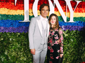 Frankie and Johnny in the Clair de Lune star Michael Shannon and Kate Arrington  get together.