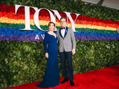 Network Tony nominee Bryan Cranston and his wife Robin Dearden are excited as hell for the 2019 Tony Awards.