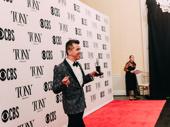 Sergio Trujillo wins the Best Choreography Tony Award for Ain't Too Proud.