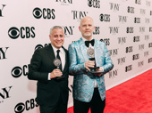 Producers David Stone and Ryan Murphy won a Tony for the revival of The Boys in the Band.