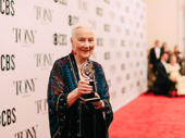 Rosemary Harris received a 2019 Special Tony Award for Lifetime Achievement.