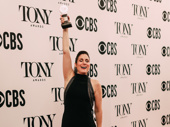 Stephanie J. Block wins her first Tony for Best Leading Actress in a Musical for The Cher Show.