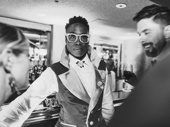 Tony winner and Pose star Billy Porter sees the world through diamond-encrusted lenses at The Caryle.