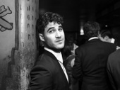 Darren Criss gives the only side-eye we want.