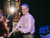 Come From Away's Jim Walton rolls up his sleeves.