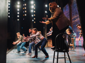 I'm an islander! The cast of Come From Away gives their all.