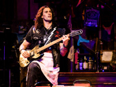 CJ Eldred as Drew in Rock of Ages.