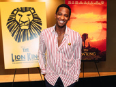 The Lion King alum and current Ain't Too Proud star Jelani Remy.