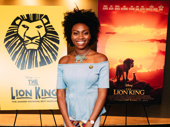 Recent Kiss Me, Kate standout Adrienne Walker is returning to the role of Nala in Broadway's The Lion King.