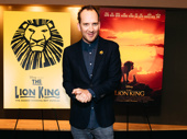 Stephen Carlile is The Lion King's current Scar on Broadway.