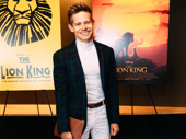 Andrew Keenan-Bolger appeared in Disney Theatrical's Newsies.