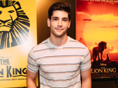 Disney Theatricals alum Adam Kaplan appeared in Newsies.