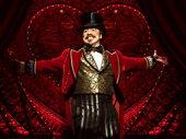 Danny Burstein as Harold Zidler in Moulin Rouge!