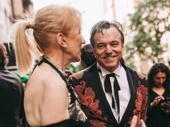 Moulin Rouge! set designer Derek McLane chats with costume designer Catherine Zuber.