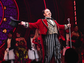 Moulin Rouge! standout Danny Burstein takes the stage.