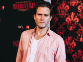Broadway's Steven Pasquale attends the opening night of Moulin Rouge!