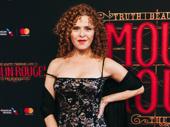 Broadway legend Bernadette Peters has arrived.