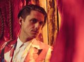 Aaron Tveit plays Christian.