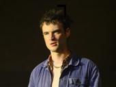 Tom Sturridge in Sea Wall/A Life.