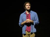 Jake Gyllenhaal in Sea Wall/A Life.
