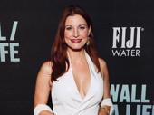 Broadway's Rachel York stuns in white.