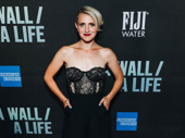 Tony winner Annaleigh Ashford is on hand to cheer on her former Sunday in the Park with George co-star Jake Gyllenhaal on his opening night.