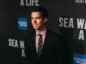 Oh, Hello to comedian John Mulaney, who looks dapper on the red carpet.