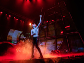 Andrew Polec as Strat in Bat Out of Hell.