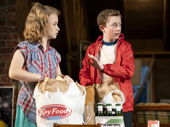 Maren Heary and Ryan Foust in Make Believe.