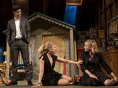 Kim Fischer, Susannah Flood and Samantha Mathis in Make Believe.