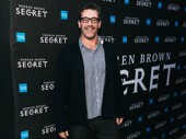 Emmy-winning screen star Jon Hamm supports the magic of Broadway.