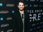 Beetlejuice star Alex Brightman has a magical night off.
