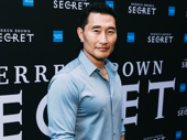 Broadway alum Daniel Dae Kim steps out.