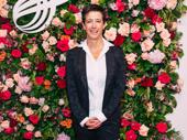 Hadestown's Tony-winning set designer Rachel Hauck attends the American Theatre Wing gala.