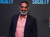 Tony nominee Norm Lewis has arrived.
