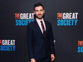 Broadway's Adam Kantor suits up.