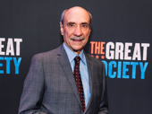 Oscar winner and Broadway alum F. Murray Abraham hits the red carpet.